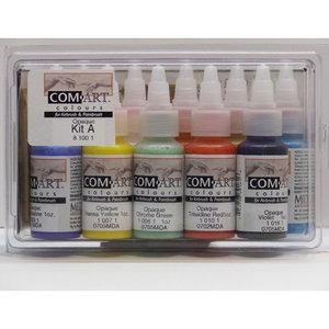 Färgkit A - Täckande primär