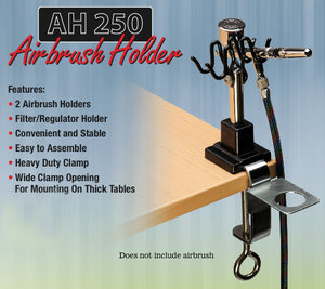 Airbrushhållare HPA-H2