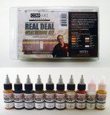 Real Deal Weathering Kit Färgset