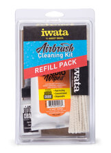Airbrush Cleaning Kit - Refill